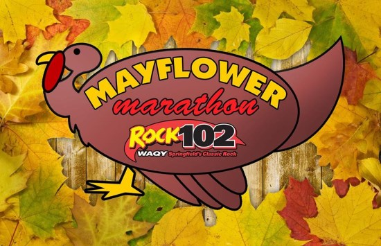 Rock 102 Mayflower Marathon
